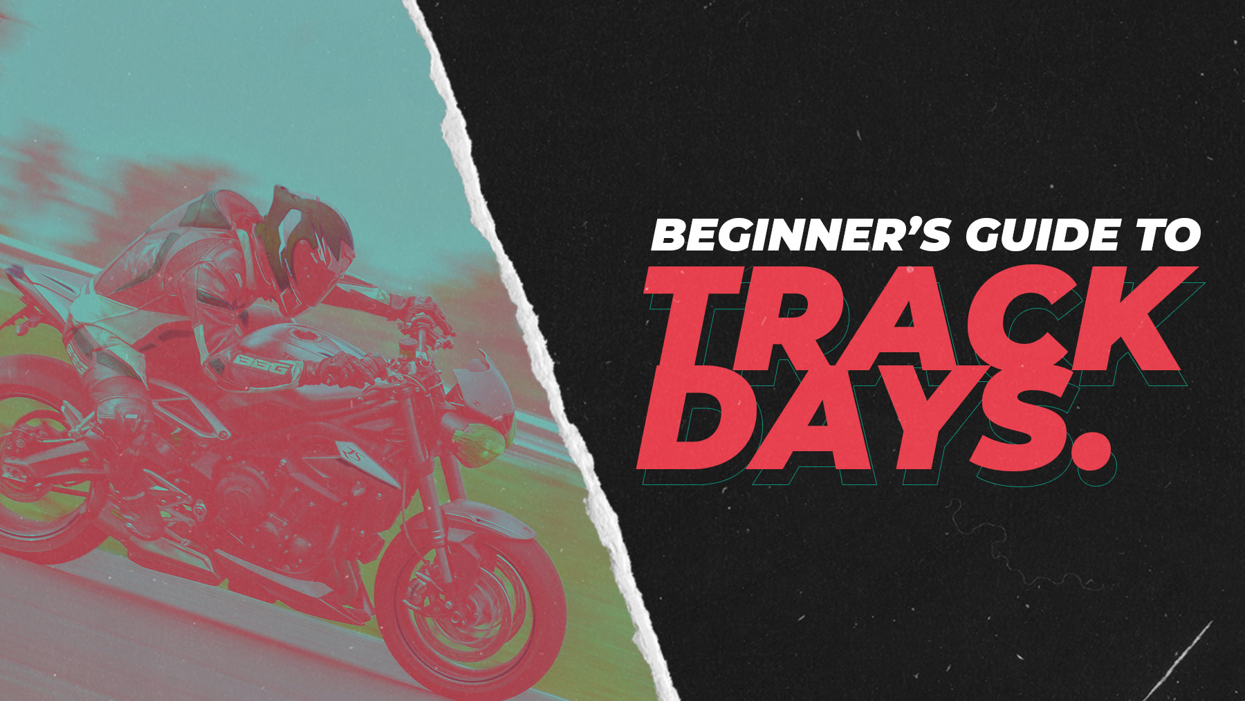 Beginner's Guide to Motorcycle Track Days
