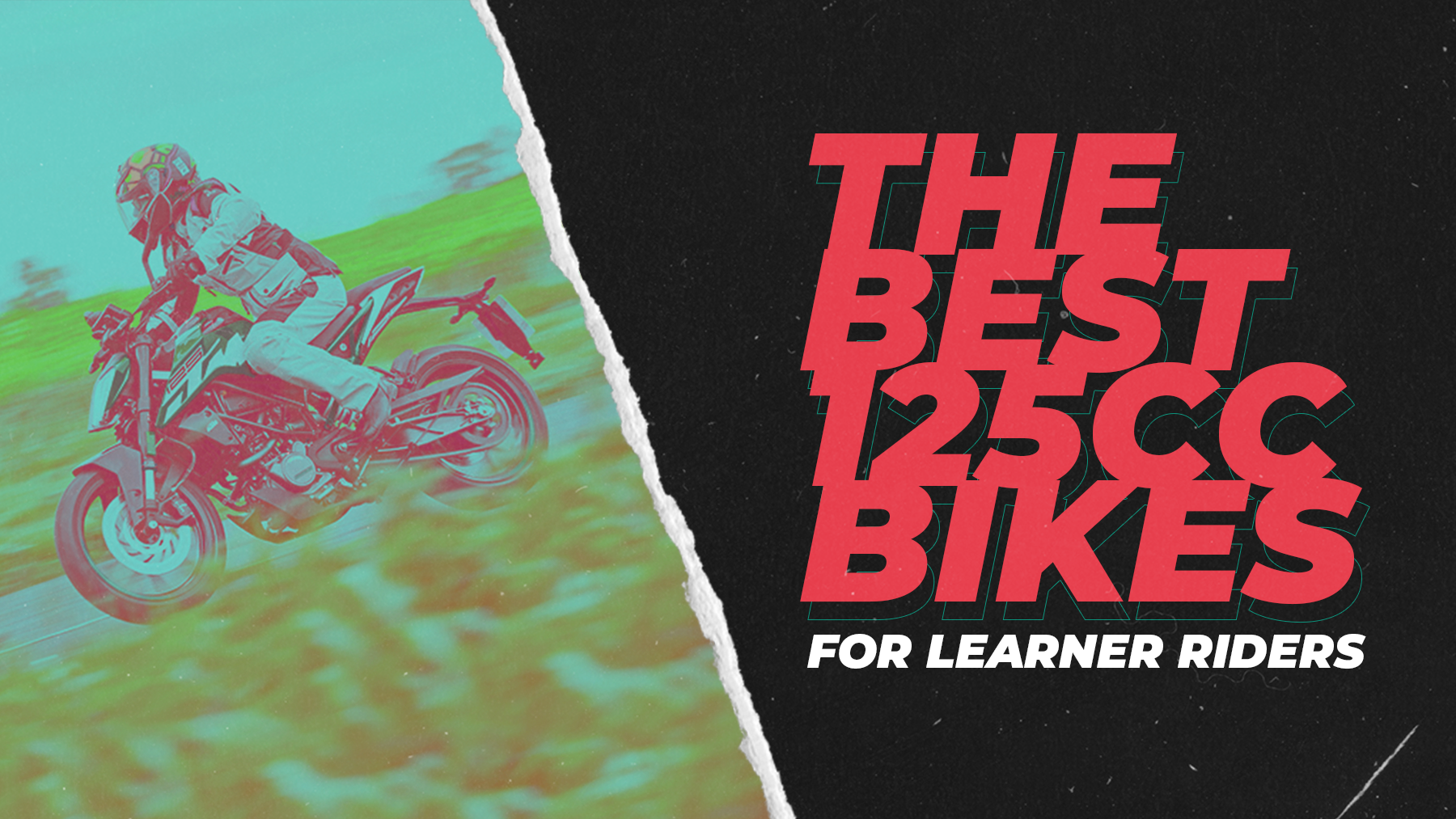 The Best 125cc Motorcycles for Learner Riders