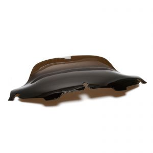 "8"" Smoked Windshield Windscreen Deflector for Harley-Davidson Touring Models"