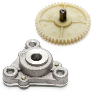 139QMB Oil Pump Assembly & Gear