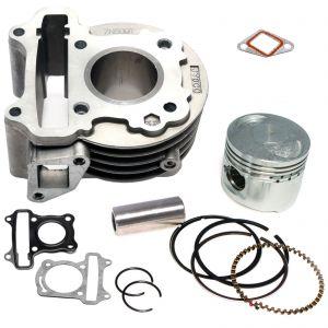 139QMB Piston & Barrel Kit