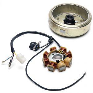 139QMB Stator & Flywheel Kit GY6