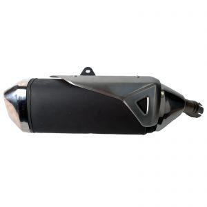 Exhaust Silencer Muffler for Suzuki GSR750 2011-2015 Silencer