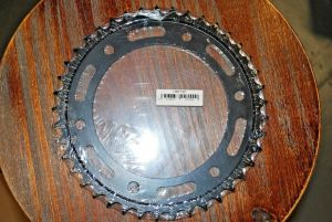 AFAM 10617-41 Black Rear Sprocket (41 Teeth) for Honda CBR600 RA/RR/RRA