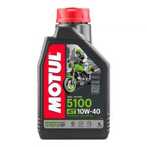 Motul 10W40 4T - 5100 Engine Oil