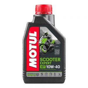 Motul 10W40 4T - MA Scooter Engine Oil