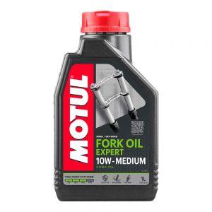 Motul 10W Medium - Fork Oil Expert - 1 Litre