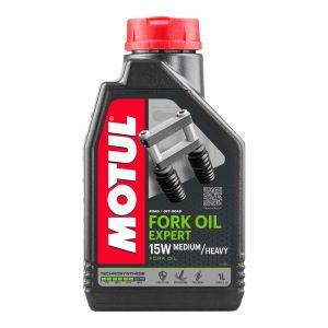 Motul 15W Medium/Heavy - Fork Oil Expert - 1 Litre