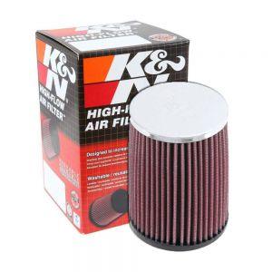 K&N HA-6098 Reusable High-Flow Air Filter for Honda CB / CBF 500 / 600 Models