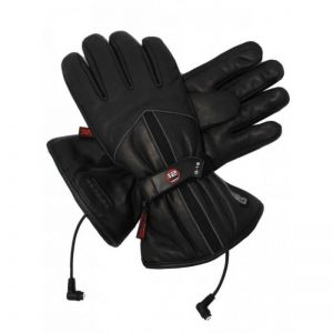 Gerbing G-12 Heated Motorcycle Waterproof Leather Gloves - Size XS / Extra Small