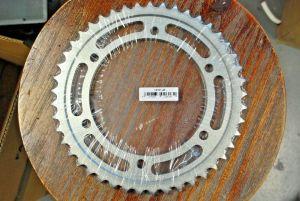 AFAM 16701-45 Rear Sprocket (45 Teeth) for Kawasaki ZZR1100 ZX-10 / GPZ1100