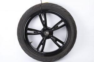 Peugeot Tweet Front Wheel & Tyre CST Cheng Shin 110/70-16
