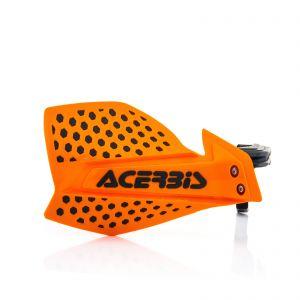 Acerbis X-Ultimate Handguards Orange and Black