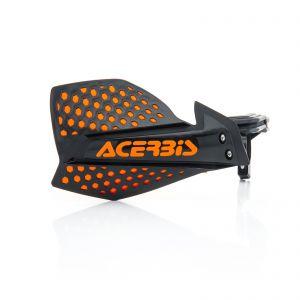 Acerbis X-Ultimate Handguards Black and Orange