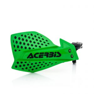 Acerbis X-Ultimate Handguards Green and Black