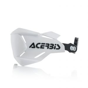 Acerbis X-Factory Handguards White and Black