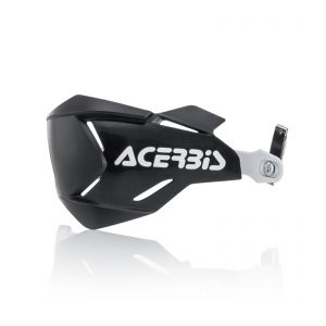 Acerbis X-Factory Handguards Black and White