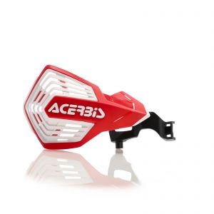 Acerbis K-Future GG Handguards Red and White - GasGas EC250/300/350