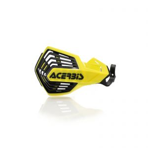 Acerbis K-Future YKS Handguards Yellow and Black - KX250/KX450/YZ125/250/450