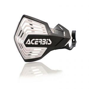 Acerbis K-Future YKS Handguards Black and White - KX250/KX450/YZ125/250/450