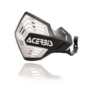 Acerbis K-Future H Handguards Black and White - Honda CRF 250R/450R