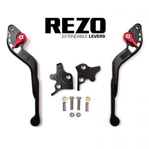 REZO 250/300R/500R/CB 500F Extendable Brake Clutch Lever