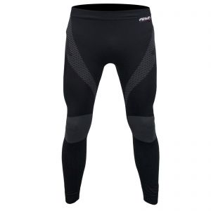 ARMR Black Motorcycle Thermal Base Layer Under Trousers