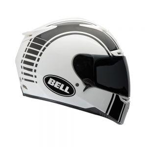 Bell RS-1 Liner Pearl White Motorcycle Helmet - XL
