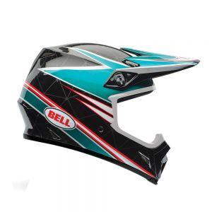 Bell MX-9 Airtrix Paradise  Motorcycle Helmet - XXL