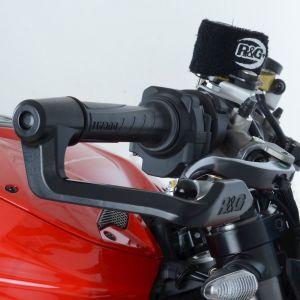 R&G Brake Lever Guard - Black - Hollow Tube Bars 13-21mm