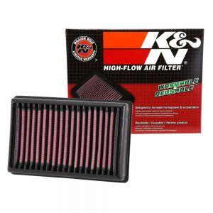 K&N Reusable High-Flow Performance Air Filter - BM-1113