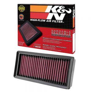 K&N Reusable High-Flow Performance Air Filter - BM-1611