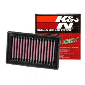 K&N Reusable High-Flow Performance Air Filter - BM-8006