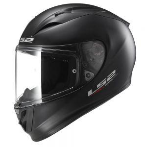 LS2 FF323 Arrow R Solid Full Face Motorcycle Helmet Matt Black - S / Small