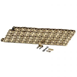 Choho Heavy Duty Gold/Gold O-Ring Chain 428 x 112 With Link