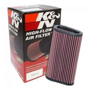 K&N HA-5907 Reusable High-Flow Performance Motorcycle Air Filter