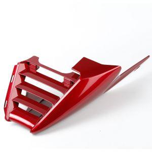 Honda CBF 125 13-14 Left Hand Belly Pan - Siena Red (64400-KWF-841WJ)