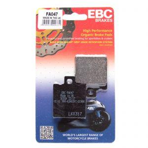 EBC FA047 Organic Replacement Brake Pads