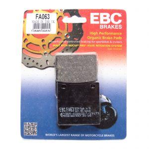 EBC FA063 Organic Replacement Brake Pads