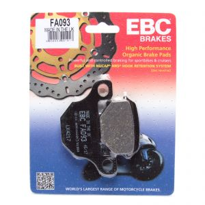 EBC FA093 Organic Replacement Brake Pads