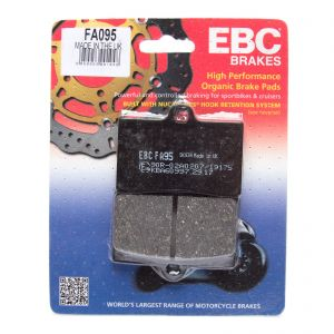 EBC FA095 Organic Replacement Brake Pads