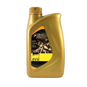 Eni 10W40 - iRide Moto Engine Oil - 1 Litre