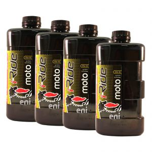Eni 10W30 - iRide Moto Engine Oil - 4 Litre