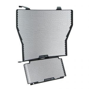 Evotech Radiator + Oil Cooler Guard Set - BMW S 1000 R 17-19