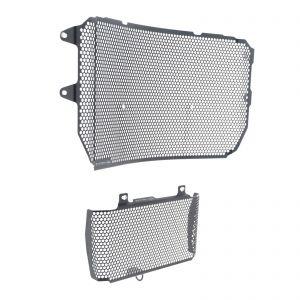 Evotech Radiator + Oil Cooler Guard Set - Yamaha MT-10 16-19