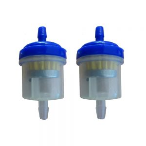 Universal Fuel Filter Type 1 Blue x2
