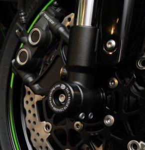 R&G Racing Fork Protectors - Kawasaki ZX10-R (08-14)