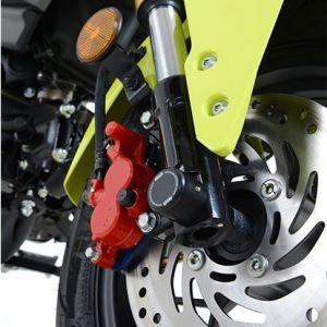 R&G Racing Fork Protectors - Honda CBF125 (09-18) MSX125 (13-)