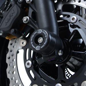 R&G Racing Fork Protectors - Kawasaki Ninja 650 (17-18)
