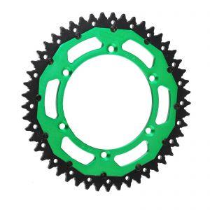 RFX Pro Armalite Rear Sprocket (Green) - Kawasaki (KX, KXF)